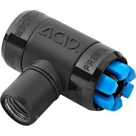 Cube ACID Race CO2 Pomp, zilver/zwart